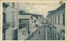 Popoli Aquila Pescara Corso Vittorio Emanuele II