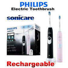 2pk Philips Sonicare Toothbrush DiamondClean Brush Heads Rechargeable Electric