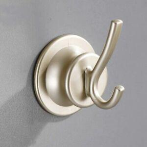 1PCS Strong Hook Wall Sticker Sticky Door Hanger Support Kitchen Bathroom Hooks