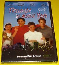 TRILOGIA DE NUEVA YORK / TORCH SONG TRILOGY -DVD R2- English Español -Precintada