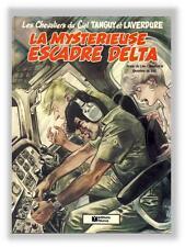 Jije Charlier Tanguy et Laverdure 19 Mysterieuse Escadre Delta EO Fleurus 1979