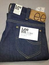 Lee 101 Rider101  Style # L9514041 100% Natural Indigo Dye 5 Dips (W31) $329