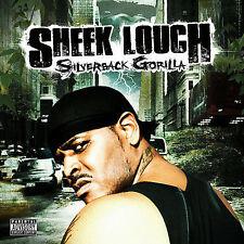 SHEEK LOUCH - Silverback Gorilla CD Bun B The GAME Jadakiss Styles P Jim Jones