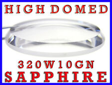 High Dome SAPPHIRE Crystal Glass 320W10GN fits Seiko 6105, 6306, 6309 150M Diver