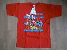 AUTENTICA camiseta DISNEY GOOFY Y TRIBILIN T. 18 MASSANA NUEVA T-SHIRT REF. 1-32