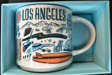 Starbucks Been There Collection Los Angeles RARE Version One Mug