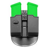 Fobus Roto Double Magazine Paddle Pouch - Glock 20/21 - 6945G RT