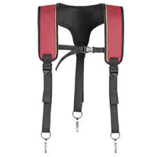 MAKITA Red Super Heavy Weight Support Braces 66-106 for Tool Belt