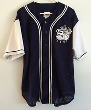 GEORGETOWN HOYAS VTG 90'S LARGE JERSEY BY EA EDITIONS