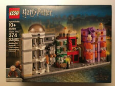 Lego 40289 Harry Potter Diagon Alley Ollivander Microscale 374 Pieces Brand New