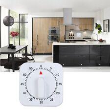 1 hour Kitchen Fish Egg Timer Alarm Clock Loud Sound Alarm Ring Reminder Tool au