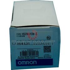 Brand New in Box Omron H5CN-XCN-Z 100-240VAC Timer