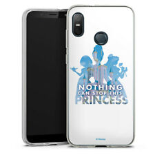 HTC U12 Life Silikon Hülle Case - Nothing can stop this princess