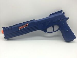 ROBOCOP Toy Gun Model Prop 1987 Movie Auto-9 OmniCorp Pistol Plastic Maybe Sound