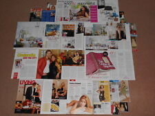 25+ CANDACE BUSHNELL Magazine Clippings