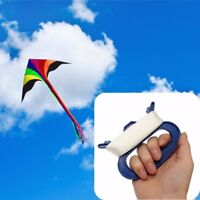 30/50/100m Outdoor Kids Flying Kite Line String With D Shape Winder