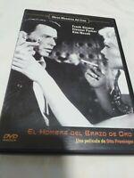 Dvd  EL HOMBRE DEL BRAZO DE ORO CON FRANK SINATRA/ coleccionistas