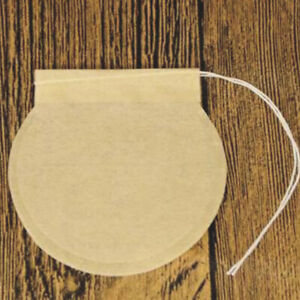 Tea bag tea filter coffee filter paper natural color unbleached type WM