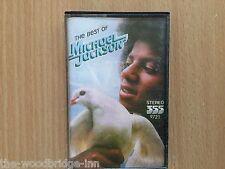 MICHAEL JACKSON THE BEST OF MICHAEL JACKSON CASSETTE TAPE ALBUM A2