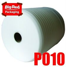 1200mm x 100m 1mm Thick Polyfoam Foam Wrap Roll AWESOME