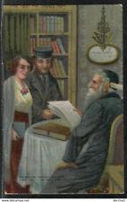 Shana Tova - Jewish Judaica new year postcard - RABBI
