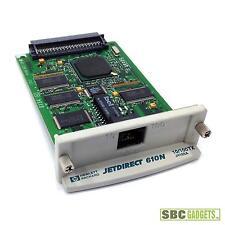 HP JetDirect 610n EIO 10/100TX Ethernet Print Server Card (J4169A)