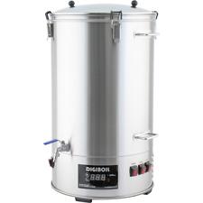 DigiBoil Electric Kettle - 65L/17.1G 220v- Beer Brewing, Distilling