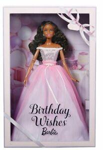 Barbie - Birthday Wishes Barbie - DVP50 - Brand new in Box