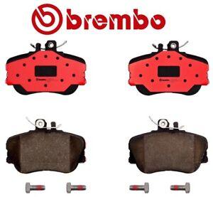 For Mercedes-Benz W202 C220 C230 C280 Front Disc Ceramic Brake Pad Set Brembo