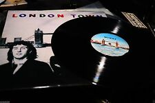 PAUL MCCARTNEY WINGS london town SINGAPORE EDITION 1978 VINYL LP EX  BEATLES