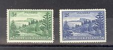Mint Never Hinged/MNH Postage British Norfolk Island Stamps