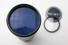 Soligor 400mm f6.3 Telephoto Lens for M42 Filter & Caps EOS NEX Micro 4/3 (1892)