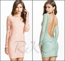 Unbranded Asymmetrical Hem Dry-clean Only Dresses for Women