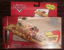 Disney Cars Story Sets Tractor Tippin Playset