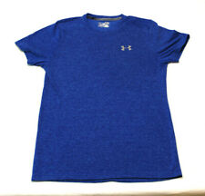 Under Armour mens Heatgear Threadborne tee shirt Short Sleeve T-Shirt size small