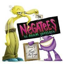 The Negatees by Adam Wallace.....signed Unused. Free Post