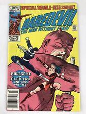 Daredevil #181 - Death of Elektra Frank Miller Marvel 1982