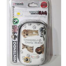 Custodia porta consolle per Nintendo DS lite doggy dog bag campanellino borsetta