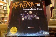 Twista Adrenaline Rush 2xLP sealed vinyl RE reissue