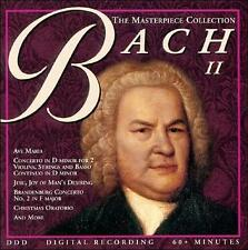 Masterpiece Collection: Bach 2 1997 by Masterpiece Collection