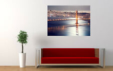 GOLDEN GATE SAN FRANCISCO NEW GIANT LARGE ART PRINT POSTER PICTURE WALL