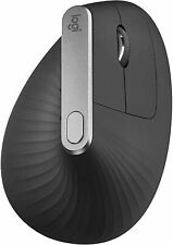 US Version - Logitech MX Vertical Wireless Optical Mouse Graphite - Free Ship