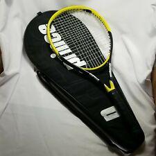 Prince Air Freak 110 oversize Tennis Racquet 4 3/8 With Case TC152B-110 7TT78