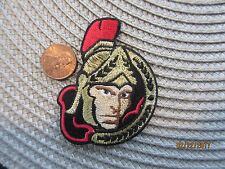 "Ottawa Senators 2 1/2"" Patch 2007-Present Primary Logo Hockey"