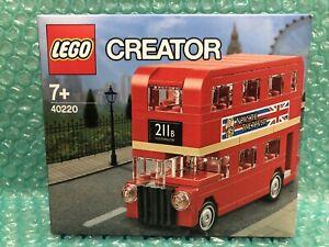 Lego Creator 40220 London Bus Brand New/Sealed. (Small Version)