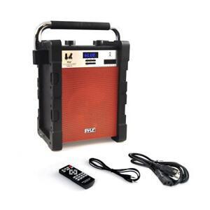 Wireless Portable PA Speaker System - 100W Outdoor Waterproof Weatherproof
