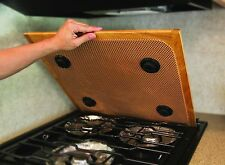Stove Top Cover Wooden Counter Mat Travel RV Kitchen Gas Range Burner Serving