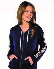 "NEW PJ SALVAGE ""76 Vibesl"" Athletic Track Shorts & Jacket Navy Stripes & Stars M"