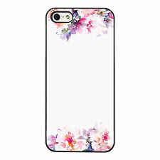 Floral Border phone case fits iPhone 5 6 7