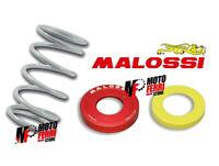 MF1572 - MOLLA DI CONTRASTO BIANCA + TORSION MALOSSI YAMAHA 500 530 560 TMAX